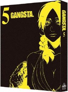 GANGSTA. 5 [Blu-ray Disc+CD]<特装限定版>
