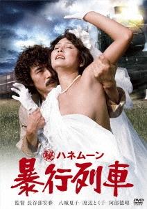 (秘)ハネムーン 暴行列車 DVD