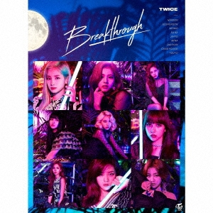 Breakthrough [CD+DVD]<初回限定盤B> 12cmCD Single
