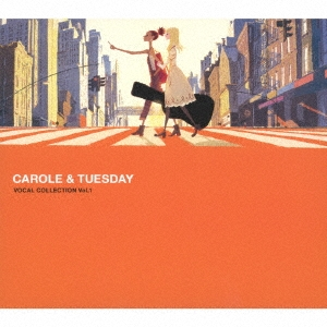 TV animation CAROLE & TUESDAY VOCAL COLLECTION Vol.1 CD