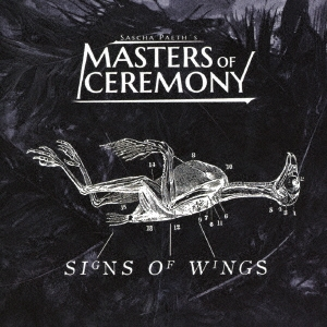 Sascha Paeth's Masters Of Ceremony/サインズ・オブ・ウィングス[KICP-1999]