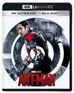 アントマン 4K UHD [4K Ultra HD Blu-ray Disc+Blu-ray Disc]