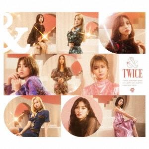 &TWICE [CD+DVD+歌詞ブックレット]<初回限定盤B> CD