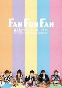 AAA FAN MEETING ARENA TOUR 2019 ~FAN FUN FAN~<初回限定スリーブ仕様> DVD
