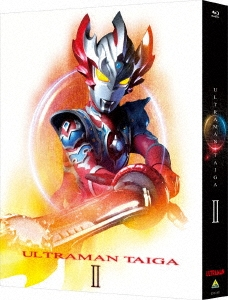 ウルトラマンタイガ Blu-ray BOX II Blu-ray Disc