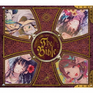 KOTOKO's GAME SONG COMPLETE BOX 「The Bible」 [10CD+Blu-ray Disc]<初回限定盤> CD