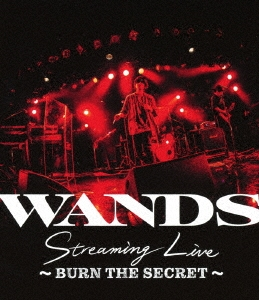 WANDS Streaming Live ~BURN THE SECRET~ Blu-ray Disc