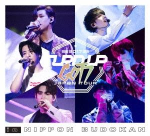 "GOT7 Japan Tour 2017 ""TURN UP"" in NIPPON BUDOKAN [2DVD+LIVEフォトブック]<初回生産限定盤> DVD"