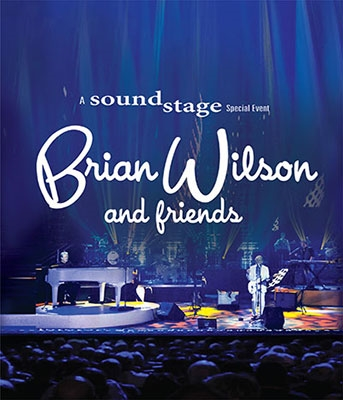 Brian Wilson And Friends Blu-ray Disc