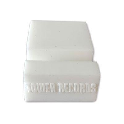タワレコ (スマホにも使える)CDスタンド White[MD01-5453]
