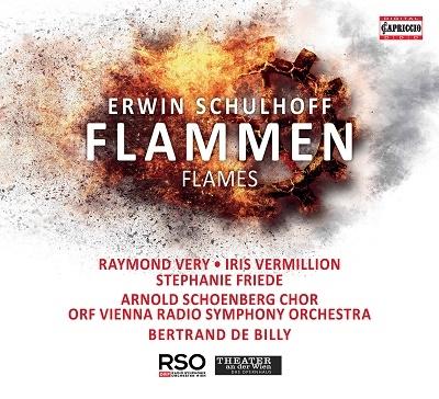 エルヴィン・シュルホフ: 歌劇《炎》