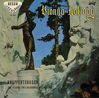 ハンス・クナッパーツブッシュ/ウィーンの休日~ヨハン・シュトラウス: ラデツキー行進曲, ウィーンの森の物語, 他 [PROC-1657]
