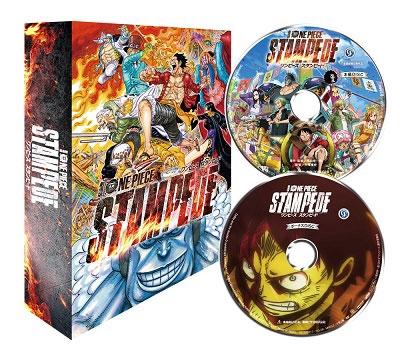 劇場版 『ONE PIECE STAMPEDE』 スペシャル・デラックス・エディション [Blu-ray Disc+DVD]<初回生産限 Blu-ray Disc