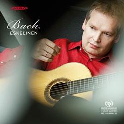 イスモ・エスケリネン/J.S.Bach(I.Eskelinen): Guitar Works[ABCD354]