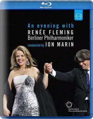 An Evening with Renee Fleming - Waldbuhne 2010 Blu-ray Disc
