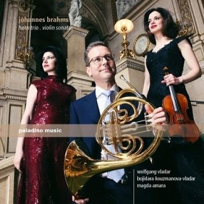 Brahms: Horn Trio, Violin Sonatas