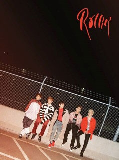 B1A4/Rollin': 7th Mini Album...