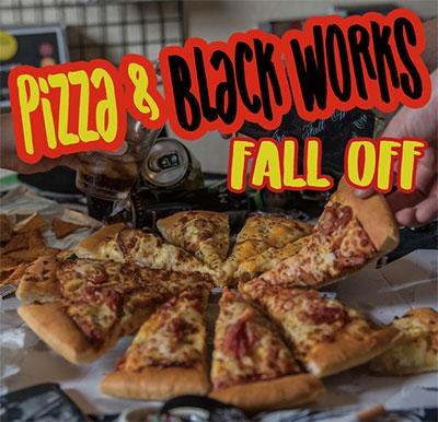 FALL OFF/Pizza &Black Works[BMCD-1002]