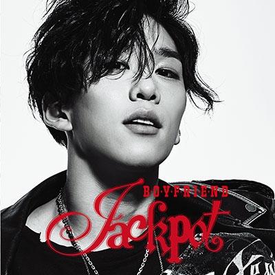 BOYFRIEND/Jackpot メンバー別ジャケット盤(ヒョンソン)[TSBD-5016]