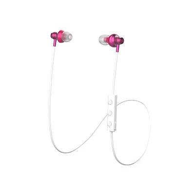 NAGAOKA Bluetoothイヤホン BT821/ピンク[BT821PK]