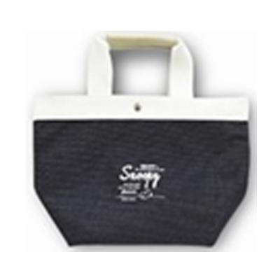SNOOPY 保冷ランチトートバッグ デスクフェイス S [SPY027]