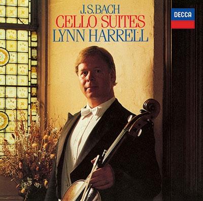 リン・ハレル/J.S.バッハ: 無伴奏チェロ組曲 全曲<タワーレコード限定>[PROC-1826]