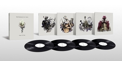 NieR Replicant -10+1 Years- Vinyl LP BOX Set [4LP+紙製レコードスタンド]<受注生産盤>