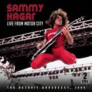 Sammy Hagar/Live From Motor City[FMCB113CD]