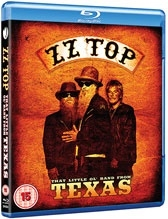 That Little Ol' Band from Texas Blu-ray Disc