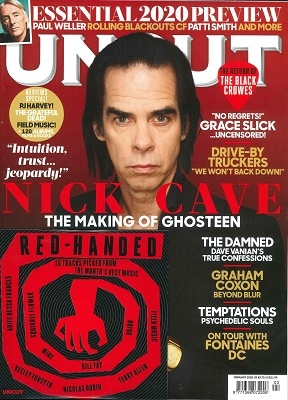 UNCUT 2020年2月号 Magazine