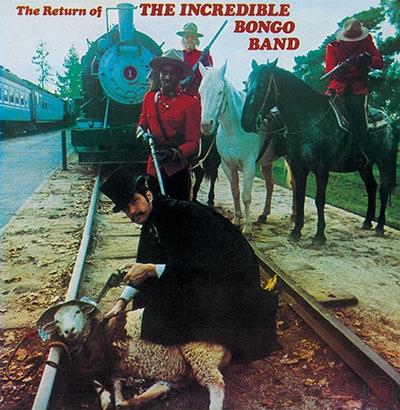 リターン・オブ・ザ・インクレディブル・ボンゴ・バンド +1<期間限定価格盤> CD