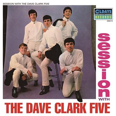 ア・セッション・ウィズ・デイヴ・クラーク・ファイヴ CD