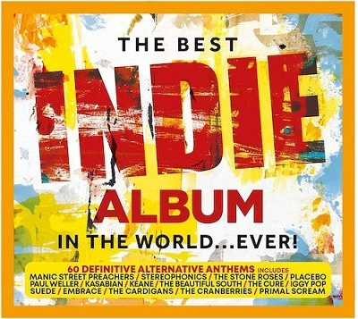 The Best Indie Album In The World. Ever![5391984]