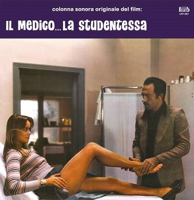 Il Medico...La Studentessa<Black Vinyl> LP