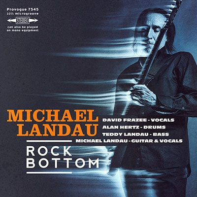 Michael Landau/Rock Bottom[1987301634]