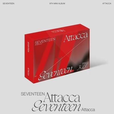 Attacca: 9th Mini Album [Kit Album]<限定盤> Accessories