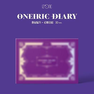 Oneiric Diary: 3rd Mini Album (3D ver.) CD