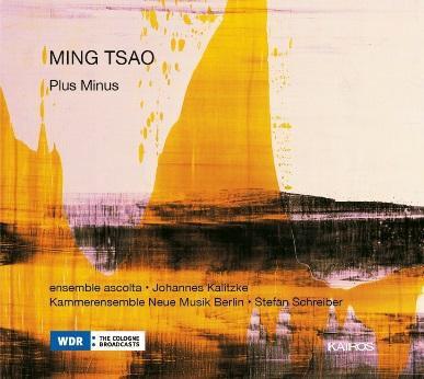 Ming Tsao: Plus Minus