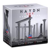 Haydn: The Symphonies<限定盤>