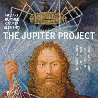 デヴィッド・オウエン・ノリス/ジュピター・プロジェクト〜19世紀のドローイング・ルームにおけるモーツァルト[CDA68234]