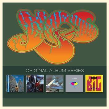 5CD Original Album Series CD