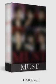 Must: 2PM Vol.7 (DARK Ver.) CD