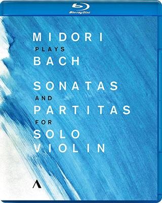 五嶋みどり/Midori plays Bach - Sonatas and Partitas for Solo Violin[ACC10403BD]