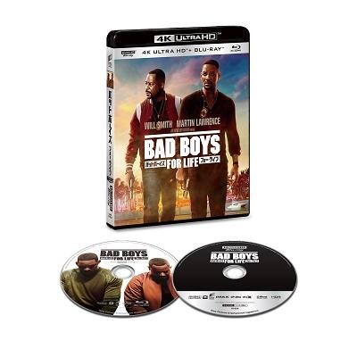 アディル・エル・アルビ/バッドボーイズ フォー・ライフ [4K Ultra HD Blu-ray Disc+Blu-ray Disc][UHB-81626]