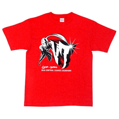 広島東洋カープ×ウルトラセブン V7 Tシャツ Sサイズ [4560487732543]