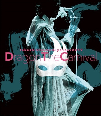 Takashi Utsunomiya Tour 2019 Dragon The Carnival Blu-ray Disc