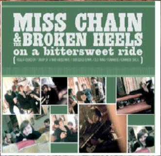 Miss Chain &The Broken Heels/On A Bittersweet Ride[WS-142]