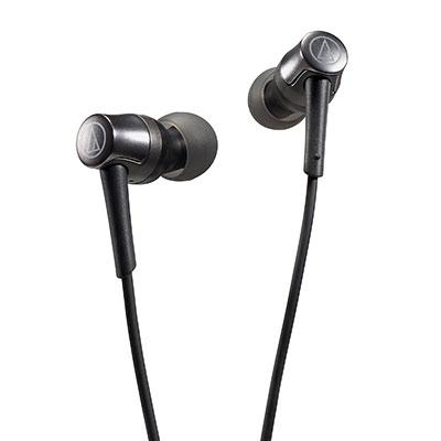 Audio-Technica USB Type-C用 マイク付きイヤホン ATH-CKD3C/Black Headphone/Earphone