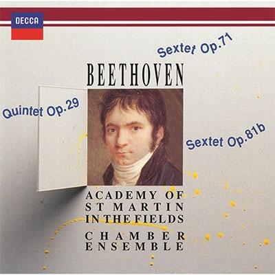ベートーヴェン:弦楽五重奏曲、六重奏曲<限定盤> UHQCD
