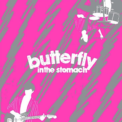 butterfly inthe stomach/バタストライプ[SPRN-03]